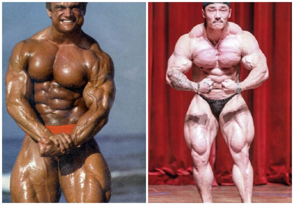 """This Guy Is Called """"The Korean Tom Platz"""" Because Of His"""