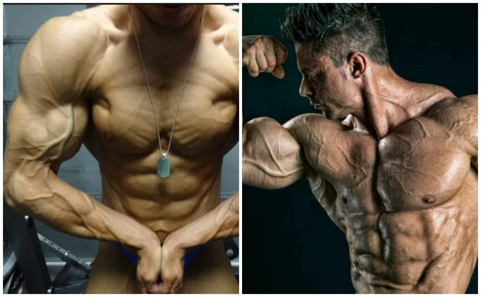 supplement to make veins pop
