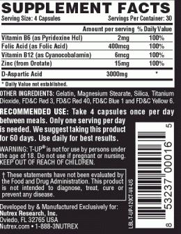 t-up ingredients