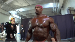 Ronnie Coleman's Freakiest & Biggest Physique Ever?
