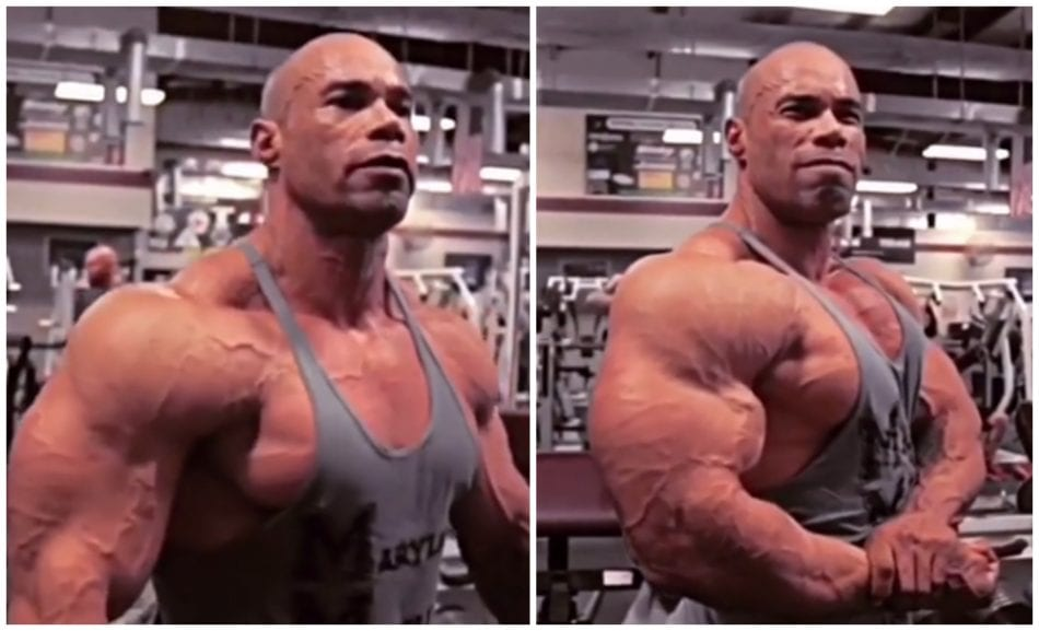 Kevin Levrone Is Huge Right Now & Has A Message For The Haters