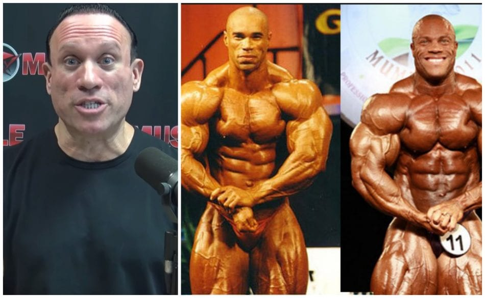 Dave Palumbo Says Kevin Levrone Will Win Phil Heath At The
