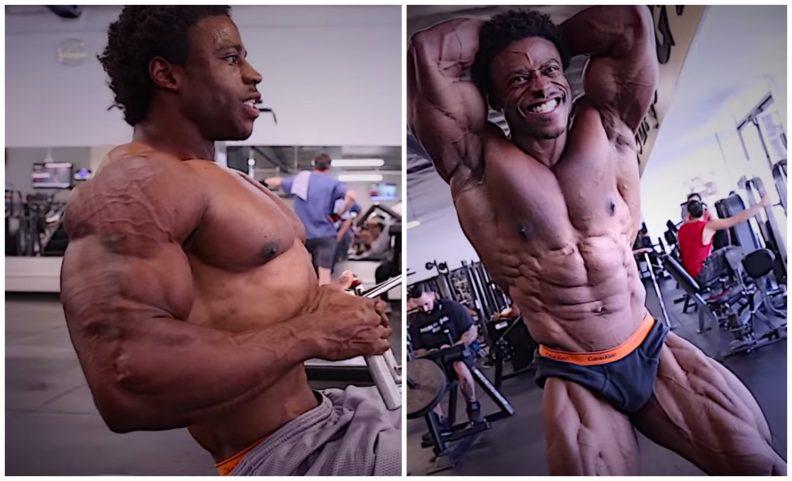 tavi castro steroids