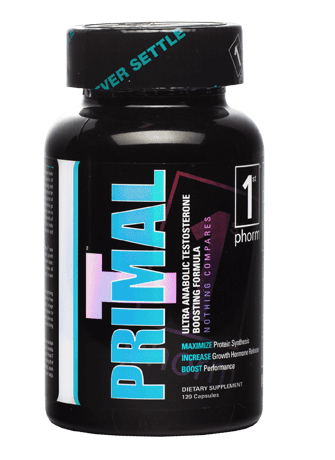 Primal T Review - Does It Really Work? Side Effects? Buy