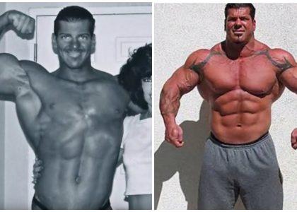 20 Famous Bodybuilders...