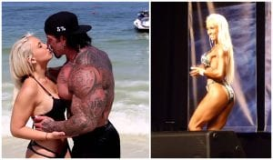 Rich Pianas Ex Wife Sara Once Competed In A Fitness Competition