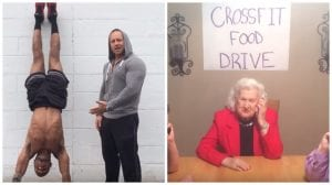 This Is How You Can Sponsor A Crossfiter & Help Him Make Gains