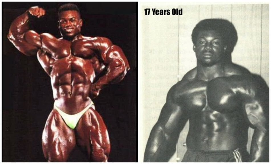 Victor Richards The Most Genetically Gifted Bodybuilder
