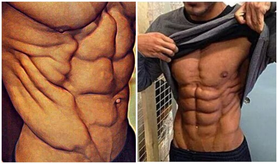 How You Can Get 3D Six Pack Abs Without Burning Off Muscles