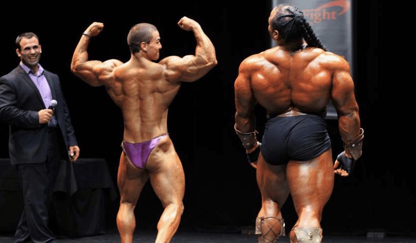 Bodybuilding Natural Vs Steroids