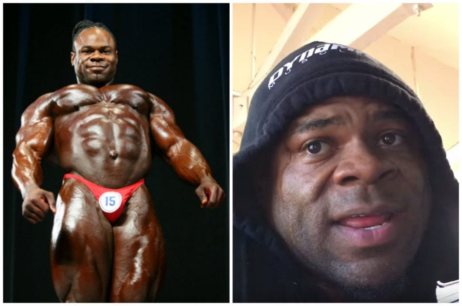 Kai Greene Explains What You Should Avoid In Your