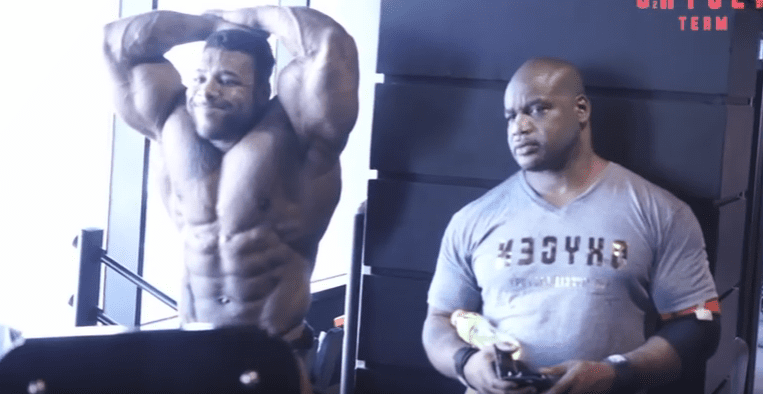 Oxygen Gym In Kuwait Is Sending Huge Competitors To Mr Olympia