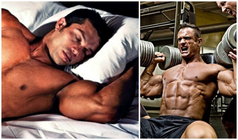 Why You Need to Sleep for Muscle Growth & Optimal ...