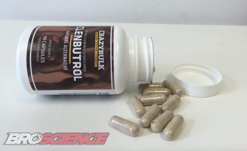 clenbutrol review ingredients