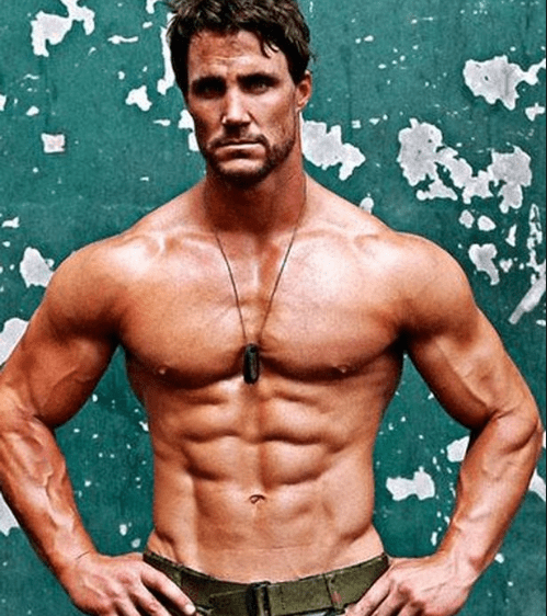 This Is How Much Muscle An Average Guy Can Build Naturally