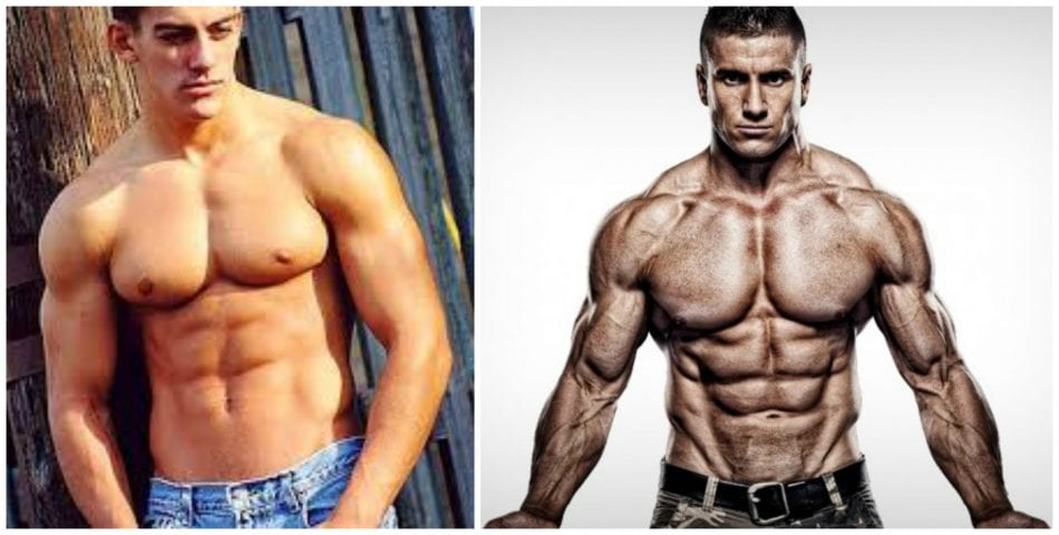 Fat And Gain Lean Muscle 36