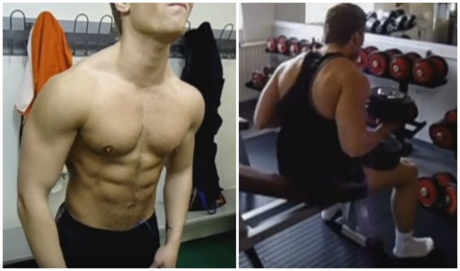 See The Crazy Plan of A Skinny Guy Who Became Ripped Using It
