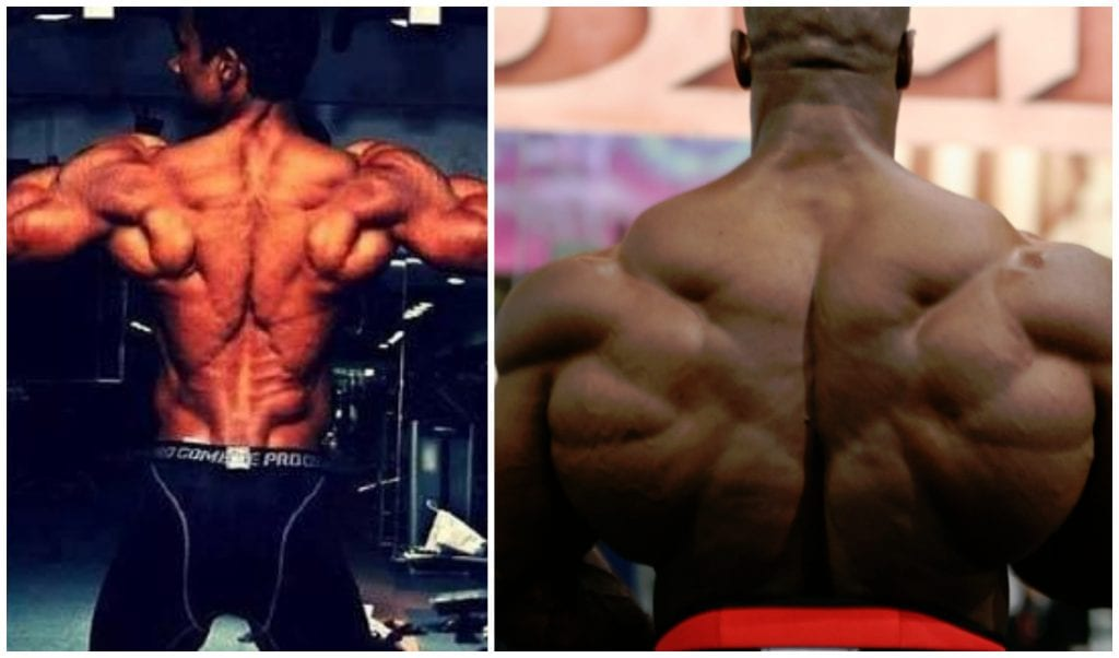 The 5 Best Exercises For A Massive Upper Back
