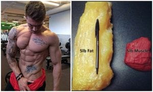 What You Need To Do To Burn Off 1lb of Fat