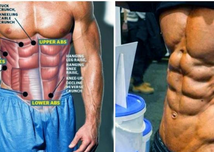 Steroid Use Vs Natural Study