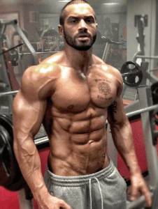 """Avoid Getting """"Man Boobs"""" - Get A Hard & Big Chest By Training It The Right Way"""