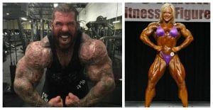 SHOTS FIRED!!: Rich Piana Blasts Coaches That Put Females On Steroids