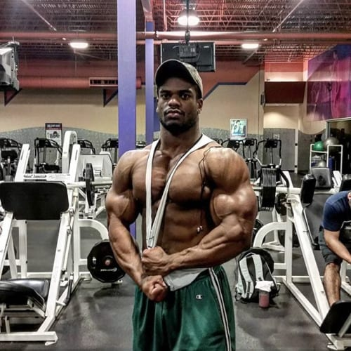 Phil Heath's Twin Brother