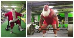 DAMN! You Better Believe Santa's Real And DAMN He Is A BEAST!!!!