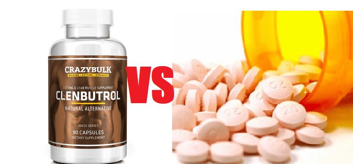 clenbutrol vs clenbuterol