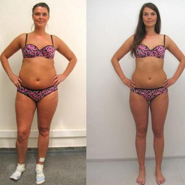 Clenbuterol Results: Before and After Weight Loss On a