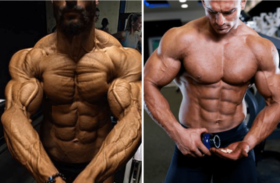 Top 5 Muscle Building Pills - Bodybuilding Supplements