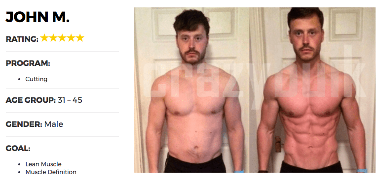 Trenbolone Results: WOW! Before and After a Tren Cycle Is Shocking