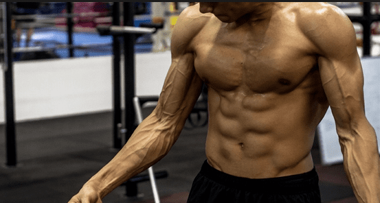 how to get visible veins