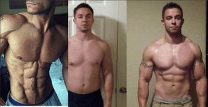 HGH Results: Before and After Growth Hormone Cycle For Bodybuilding