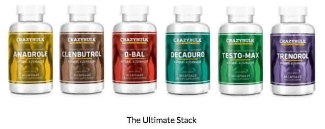 Ultimate Stack Review - Legal Steroid For Bulking