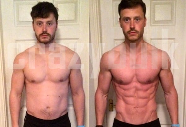 hgh before and after