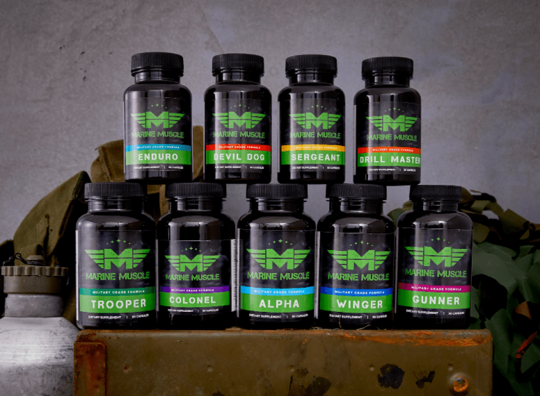 marine muscle supplements - what is it?