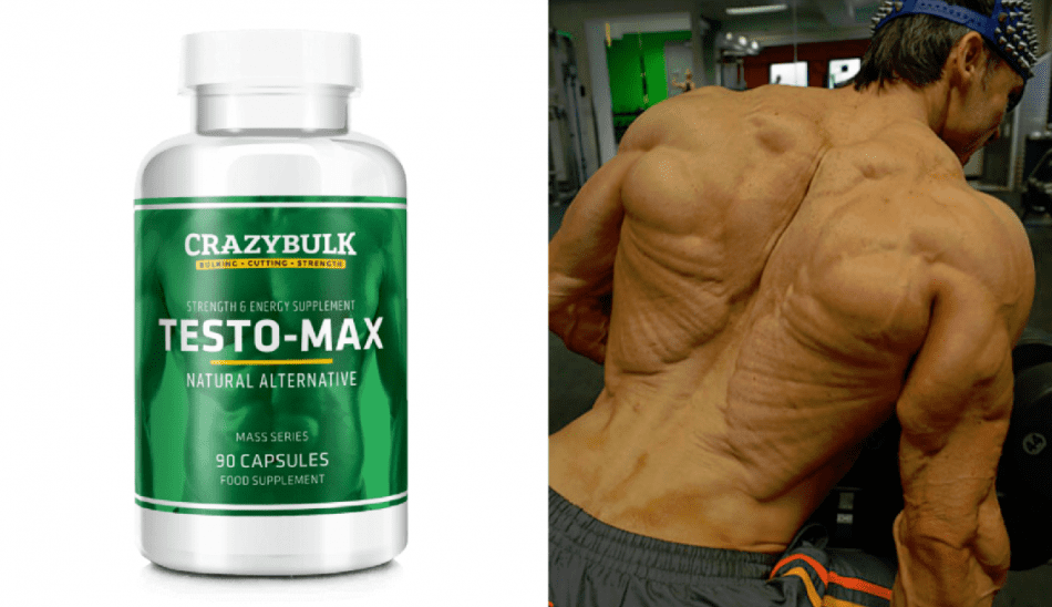 Testo Max Review - Sustanon Alternative (2018 updated formula)