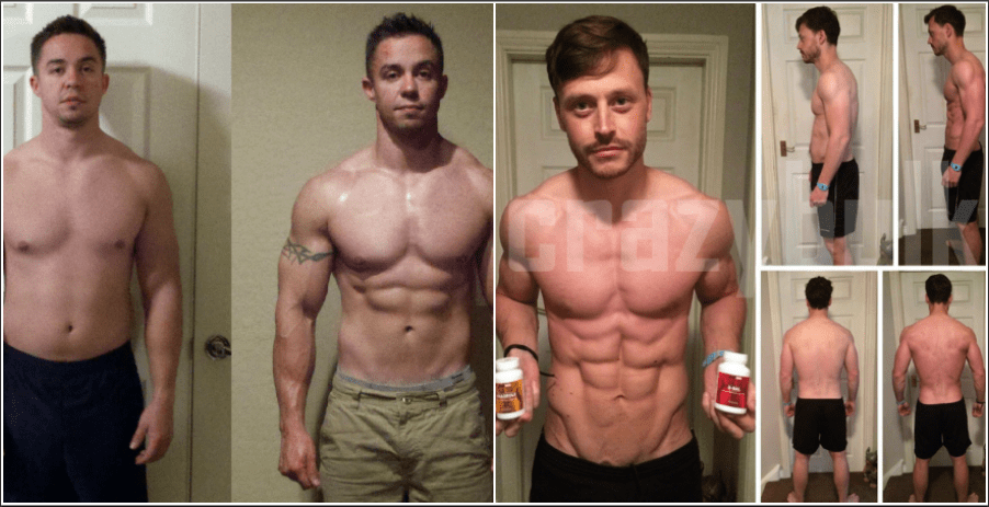 Anadrol Results: Before and After a 4 Week Oxymetholone Cycle