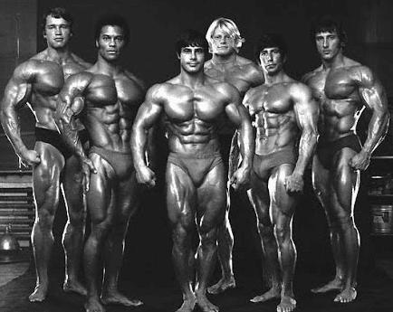 arnold schwarzenegger steroid cycle