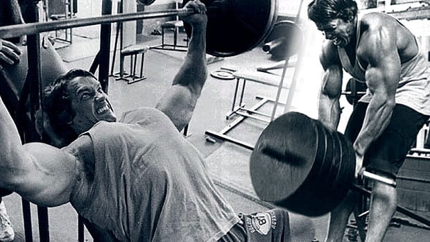 arnold diet and workout plan