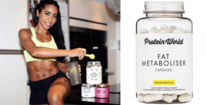 Protein World Fat Metaboliser Review – Does It Work quickly For Weight Loss? – Side Effects