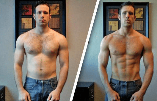 Steroid Results: Before After Results Using Steroids For 1 Month