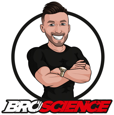 broscience james logo