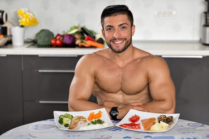 foods that boost testosterone levels in men