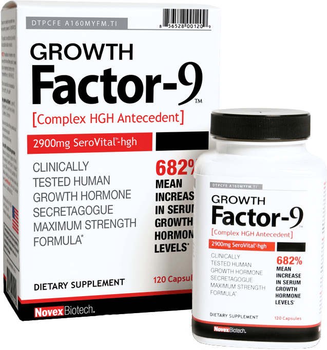 Growth Factor 9 Review: Expert Reveals If This HGH Supplement Works