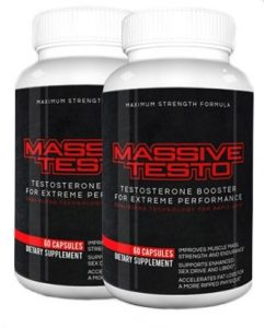 Massive Testo Review : Are The Average Ingredients Worth The Price?
