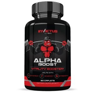 Alpha Boost Review – Ineffective Formula Might Cause Side Effects